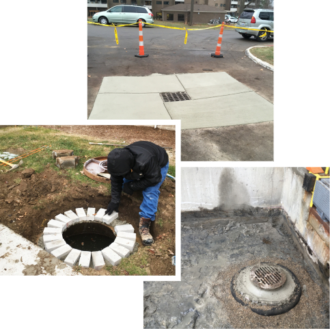 Catch Basin Repair